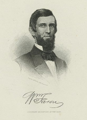 Assistant Secretary of the Navy - Image: William Faxon