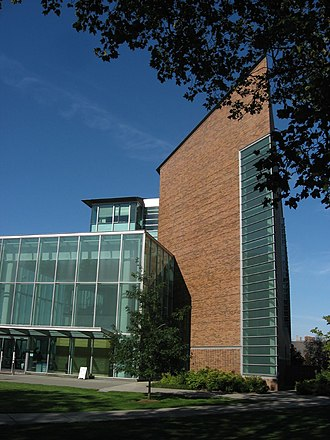 University of Washington School of Law - William H. Gates Hall