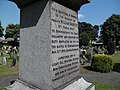 William Henry Short VC monument 2.jpg