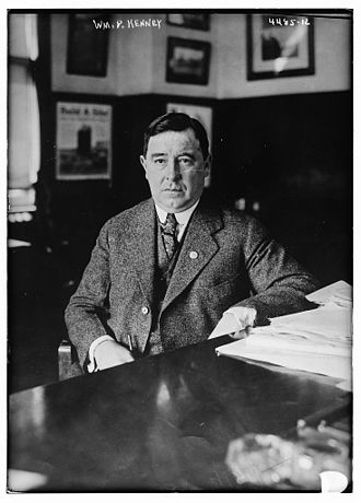 William Kenney - Image: William Patrick Kenney in 1918