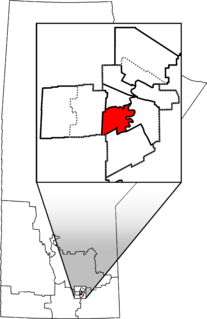 Winnipeg South Centre Federal electoral district