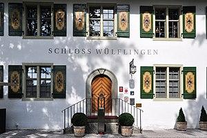 Gottfried Keller-Stiftung - Schloss Wülflingen in Winterthur