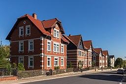 Pößnecker Straße in Ranis