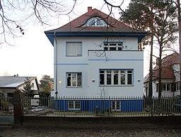 Puschkinallee in Berlin