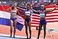 Women 60m hurdles final Birmingham 2018.jpg