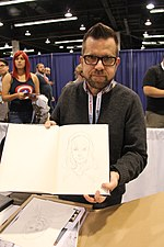 WonderCon 2015 - Phil Noto (17048770891).jpg