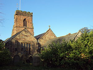 Woodchurch - Holy Cross Church.