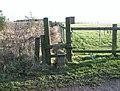 Wooden Stile - geograph.org.uk - 1138491.jpg