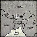 World Factbook (1982) Bhutan.jpg