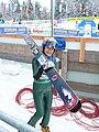 World Junior Ski Championship 2010 Hinterzarten Sarah Hendrickson 130.JPG