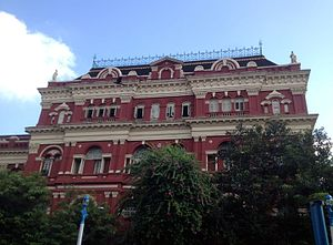 Prime Minister of Bengal - Writer's Building in Kolkata, the former seat of the Government of undivided Bengal