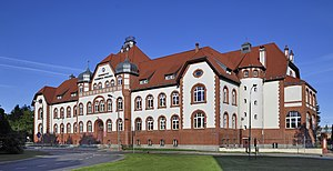 Kazimierz Wielki University in Bydgoszcz - Main building of the Faculty of Mathematics, Physics and Technology