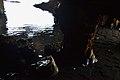 Xàbia, sala inundada de la cova Tallada.JPG