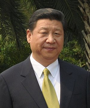 12th National People's Congress - Image: Xi Jinping Sanya 2013