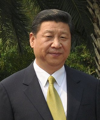 Chairman of the Central Military Commission - Image: Xi Jinping Sanya 2013