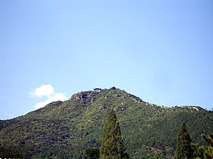 Western Hills - The Fragrant Hills, a popular park in the Western Hills