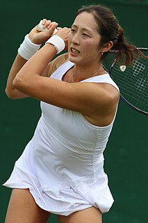 Xun Fangying Chinese tennis player