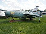 Yak-36 at Central Air Force Museum Monino pic1.JPG