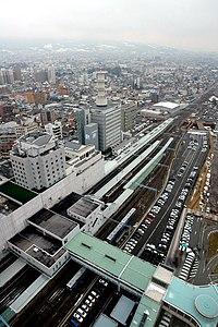 山形駅 - Wikipedia