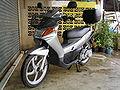 Yamaha Nouvo 115cc Thailand Front.jpg