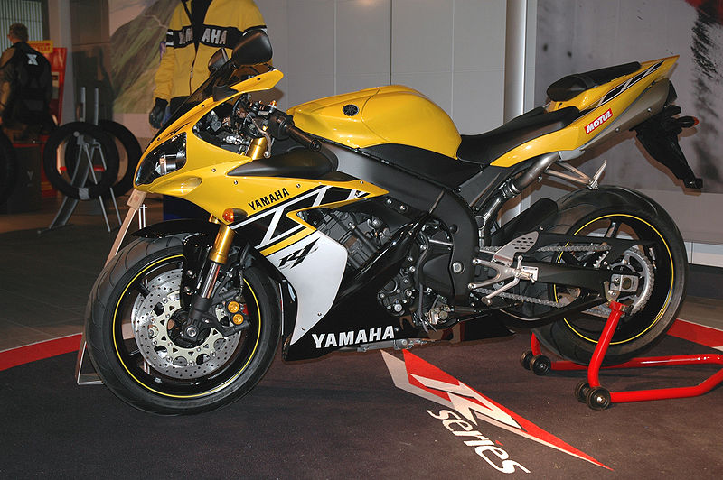 Yamaha R Raven Edition Value