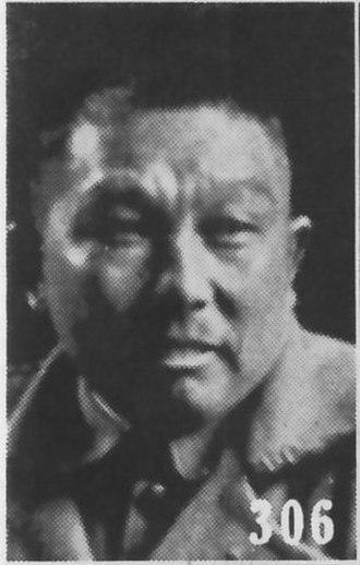Yang Sen - General Yang Sen