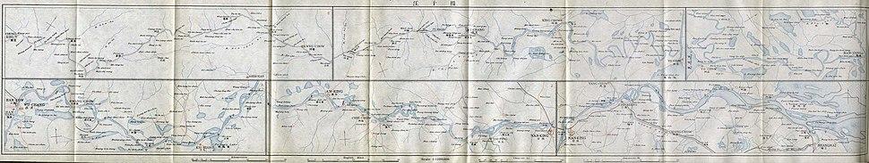 Yangtze kiang 1915