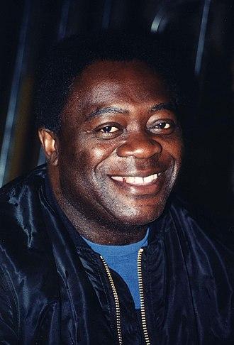 Yaphet Kotto - Kotto in 1995