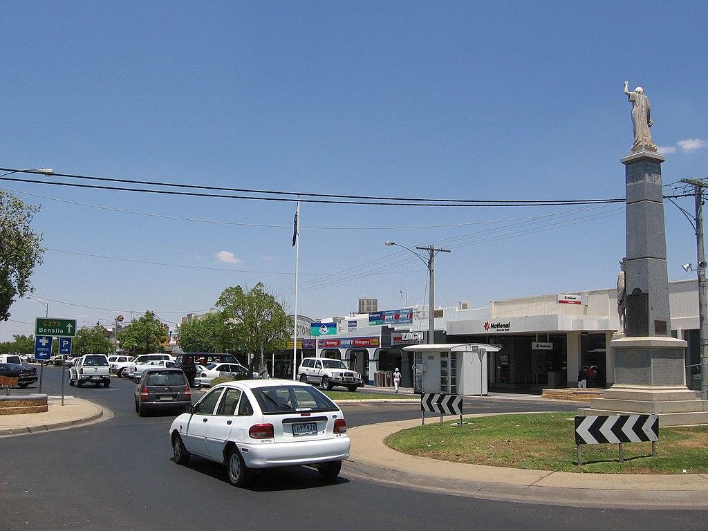 YarrawongaStreetscape