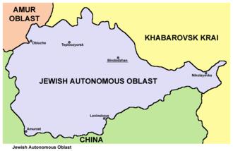 Image result for رJewish autonomous district, Russia
