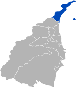 Toucheng Township in Yilan County