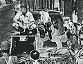 Yoshio Hamano with a captured Chinese tank.jpg