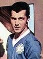 Young Frantz Beckenbauer before 1966 Football World Cup.jpg