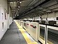 Yutenji-Station-platform2018.jpg