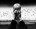 """Z.Rydet, """"Zagłada"""", z cyklu """"Świat uczuć i wyobraźni"""" (1975-1979).jpg"""