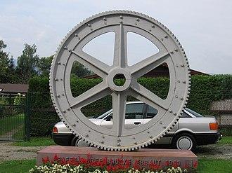Zeltweg - Zeltweg gearwheel