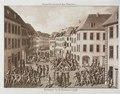 Zentralbibliothek Solothurn - Emprisonnement des Patriotes Soleure le 6 fevrier sic 1798 - a1020.tif