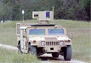 ZEUS-HLONS (HMMWV Laser Ordnance Neutralization System) - ZEUS-HLONS