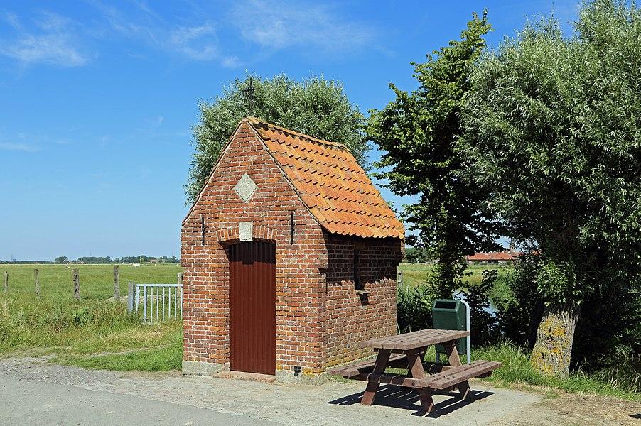 Zuienkerke (Belgium): Schoeringe chapel