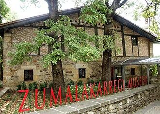 Tomás de Zumalacárregui - Zumalacárregui's birthplace-turned-museum in Ormaiztegi