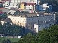 Zvolen, z Pustého hradu, zámok.jpg