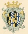 Zwake heerlijkheidswapen 1819.png