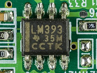 Comparator - Texas Instruments LM393