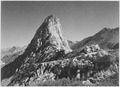 """Fin Dome, Kings River Canyon (Proposed as a national park),"" California, 1936., ca. 1936 - NARA - 519920.tif"