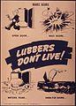 """""""Lubbers don't live - Short story. Open door - Nazi score - waters roar - swim for shore"""" - NARA - 514933.jpg"""