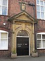 'Filey Urban District Council' doorway - geograph.org.uk - 1929026.jpg