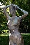 'Rhythmus, Saffa', 'Weibliche Figur', stehender weiblicher Akt (1957) von Hildi Hess 2013-09-21 17-29-17.JPG