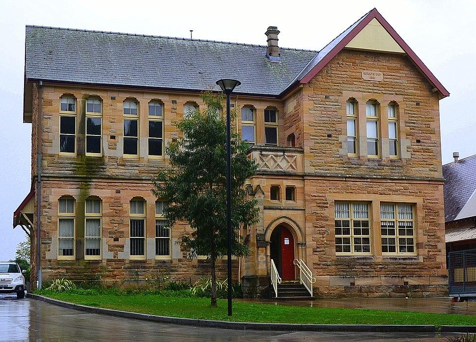 (1)Ryde Public School Infants Section