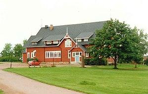 Finström - Åland folk high school