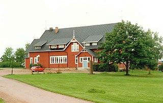 Finström Municipality in Åland, Finland